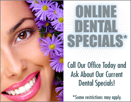 Cumming Dental Specials Discount Coupon